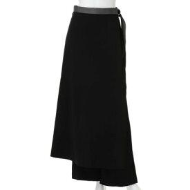 レディメイド LADYMADE スカートベルトレイヤードPT (ブラック)