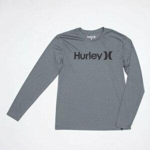 ハーレー Hurley HURLEY/ハーレー 長袖ラッシュガード MRG2100006 (グレー)