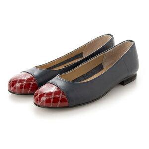 ミハマ Les Chaussures MIHAMA カッターシューズ (赤/紺)