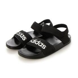 アディダス adidas キッズ ADILETTE SANDAL K 026879 (ブラック)