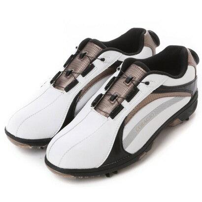 コラッジオ CORAGGIO メンズ ゴルフ ダイヤル式スパイクシューズ 0466120015 396