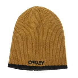 【アウトレット】オークリー OAKLEY ニット帽 FACTORY FLIP BEANIE 911434-87C イエロー (イエロー)