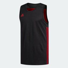 アディダス adidas 3G スピード リバーシブル ジャージー / 3G Speed Reversible Jersey (ブラック)