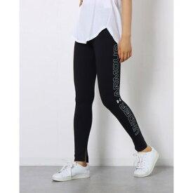アンダーアーマー UNDER ARMOUR レディース ロングタイツ/レギンス UA Sports Style Leggings2 1369324 (ブラック)