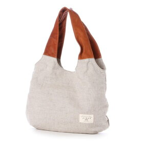 840e9713dbf4 カナナラ KUNUNURRA LINAS袋型トート (natural)
