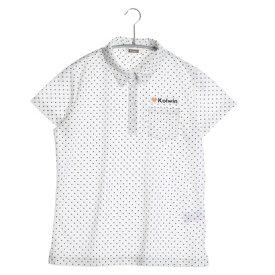 コルウィン Kolwin ゴルフシャツ KO-1H2016P-C ホワイト (ホワイト)