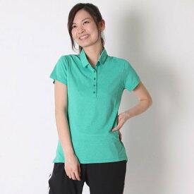 【アウトレット】ナイキ NIKE ゴルフシャツ ナイキ Ws DRI-FIT プレシジョンジャカードSSポロ 725620 (ルシードグリーン)