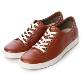 アウトレット エコー ECCO Womens Soft 7 Sneaker (MAHOGANY) 72c22eb0ed17