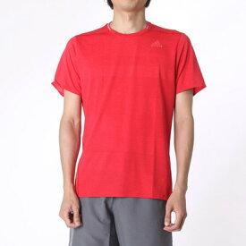 【アウトレット】アディダス adidas メンズ 陸上/ランニング 半袖Tシャツ M Snova リフレクト SS シャツ S94378
