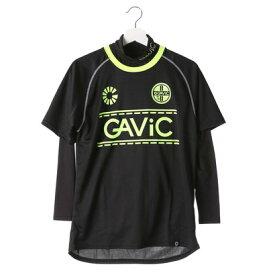ガビック GAViC ユニセックス サッカー/フットサル レイヤードシャツ 半袖プラクティスシャツ&インナーセット GA8007