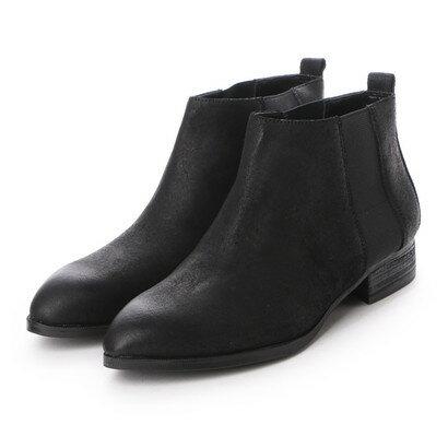 【アウトレット】NWNOLYNN ショートブーツ (BLACK/BLACK)