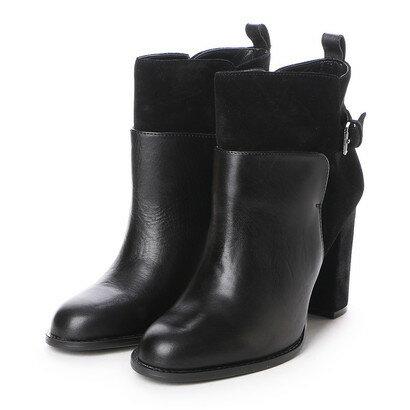 【アウトレット】NWQUINAH ショートブーツ (BLACK/BLK)