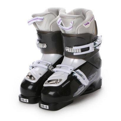 カザマ KAZAMA レディース スキー ブーツ WINTER HIGH WINTER HIGH L 5326074726