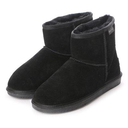 ミネトンカ Minnetonka mi-vista-ankle-boot-85500 (BLACK)
