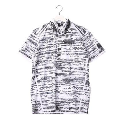 オークリー OAKLEY メンズ ゴルフ 半袖シャツ Bark Blind Terra Shirts 433954JP