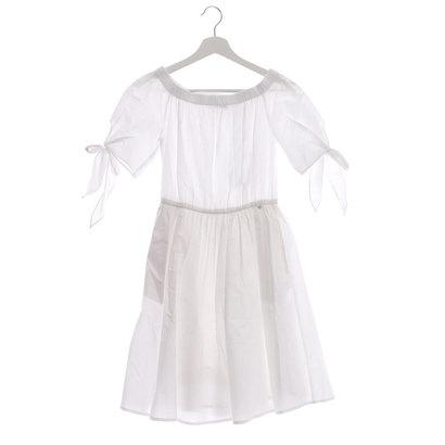 【アウトレット】ゲス GUESS CONSUELO DRESS (TRUE WHITE)