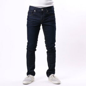 ゲス GUESS SKINNY DENIM PANT (BLUE BLACK)【JAPAN EXCLUSIVE ITEM】