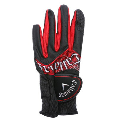 キャロウェイ Callaway メンズ ゴルフ グローブ Callaway Graphic Glove 17 JM 0228084927