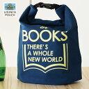 ランチバッグ 保冷 BOOK LOVER ランチポーチ 保冷ランチバッグ 保冷バッグ お弁当グッズ 軽量 おしゃれ かわいい 母の…
