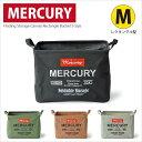 マーキュリー キャンバス レクタングルボックス Mサイズ MERCURY...