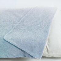 【肌になじむふかふかの肌触り】枕カバーブルー枕日本製綿100タオル地高品質まくらカバー洗濯機OK洗い替えおすすめLOFTYロフテーパイルピローケース(ブルー)