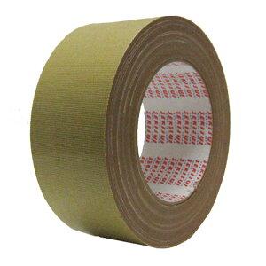 セキスイ 布テープ NO600V 茶色 75mm×25M 1ケース24巻【梱包 布テープ  クラフトテープ OPPテープ 養生テープ 引越し 養生 梱包資材 梱包用品 こんぽう】
