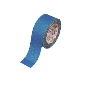 セキスイ カラー 布テープ NO600Vカラー 黒 白 赤 黄 青 ピンク 緑 銀 50mm×25M 1ケース30巻【梱包  引越し 養生 梱包資材 梱包用品 こんぽう】