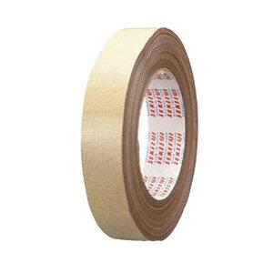 セキスイ 布テープ NO600V 茶色 25mm×25M 1ケース60巻【梱包 布テープ  クラフトテープ OPPテープ 養生テープ 引越し 養生 梱包資材 梱包用品 こんぽう】