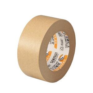 セキスイ クラフトテープ NO500 茶色 1個包装 50mm×50M 1ケース50巻梱包 ガムテープ クラフトテープ 引越し 梱包資材 梱包用品日用品雑貨・文房具・手芸 日用品・生活雑貨 梱包資材 梱包