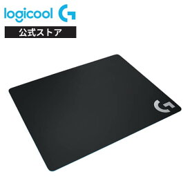 Logicool G ゲーミングマウスパット G240t クロス表面 標準サイズ 国内正規品 1年間無償保証