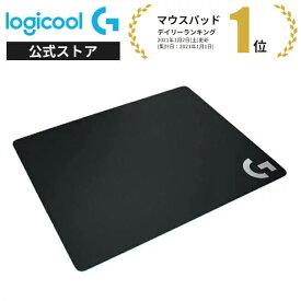 Logicool G ゲーミングマウスパッド G240t クロス表面 標準サイズ 国内正規品 1年間無償保証
