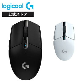 Logicool G ゲーミングマウス 無線 G304 HEROセンサー LIGHTSPEED ワイヤレス 99g軽量 G304 国内正規品 2年間無償保証