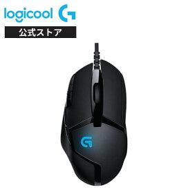 Logicool G ゲーミングマウス 有線 G402 FPS ゲーム用 4段階DPI切り替えボタン プログラムボタン8個 国内正規品 2年間無償保証