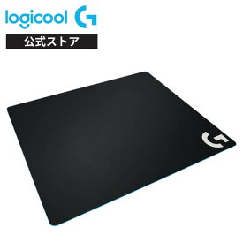 Logicool G ゲーミングマウスパット G640r クロス表面 大型サイズ 国内正規品 1年間無償保証