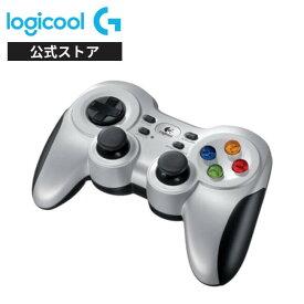 Logicool G ワイヤレス ゲームパッド F710r PCゲーム用 滑らかな操作感 国内正規品 3年間無償保証