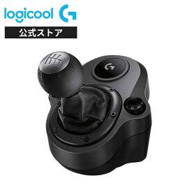 Logicool G G29用 シフター LPST-14900 6速シフトレバー PS4/PS3/PC ドライビングフォース 国内正規品 2年間無償保証