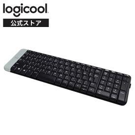 ロジクール ワイヤレスキーボード K230 キーボード ワイヤレス 静音 無線 薄型 小型 テンキー付 Unifying windows 国内正規品 3年間無償保証