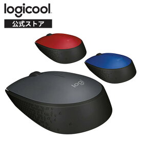 ロジクール M171 ワイヤレスマウス 無線 小型 M171GR M171BL M171RD 国内正規品 2年間無償保証