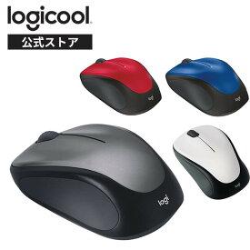 ロジクール ワイヤレスマウス M235r 無線 Unifying 電池寿命最大12ケ月 マウス windows mac M235rSV M235rBL M235rRD2 M235rIW 国内正規品 3年間無償保証