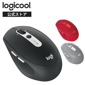 ロジクール ワイヤレスマウス M585 無線 マウス Bluetooth Unifying 7ボタン windows mac Chrome Android iPad OS M585GP M585MG M585RU 国内正規品 2年間無償保証