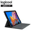ロジクール iPad Air 10.5 インチ 第3世代 対応 Bluetooth キーボード 薄型 ケース 一体型 iK1056BK グラファイト 国内正規品 2年間メーカー保証