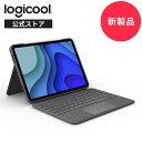 【予約受付中/11月5日発売】ロジクール iPad Pro 11インチ 第2世代 第1世代対応 トラックパッド付き キーボードケー…