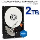 Western Digital 3.5インチ内蔵HDD WD Blue 2TB バルクハードディスク【WD20EZRZ-LOG】