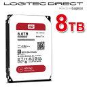 Western Digital 3.5インチ内蔵HDD WD Red 8TB バルクハードディスク【WD80EFZX-LOG】