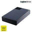 USB3.0対応 3.5型SATA用HDDリーダーライター【LHR-EJU3F】ハードディスクケース hddケース