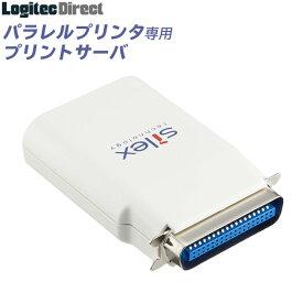 サイレックス・テクノロジー パラレルプリンタ専用 プリントサーバー【SX-PS-3200P】