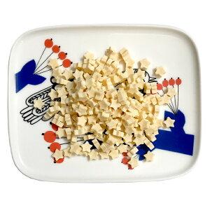 ロゴスペット 小型犬&シニア&猫専用 国産 星形チーズ 100g