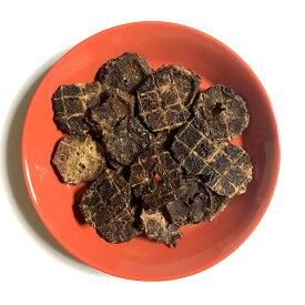 ロゴスペット 国産(奈良県産) 猪肉チップ 犬猫用 200g