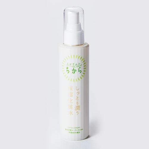 ユーグレナ・アート ミドリムシのちから しっとり潤う保湿化粧水 150ml