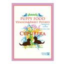 【正規輸入品】CUPURERA(クプレラ)ベニソン&スイートポテト・ドッグフード(パピー)2ポンド(900g)●犬用